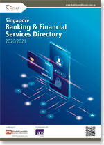 Singapore Banking & Financial Services Directory Book Cover