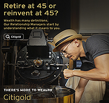 RETIRE AT 45 OR REINVENT AT 45?
